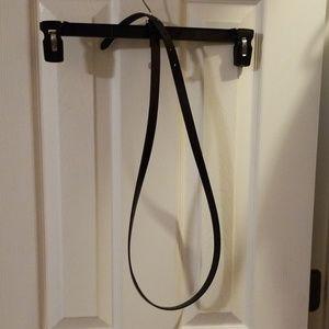 Old navy size xl/xxl  black belt